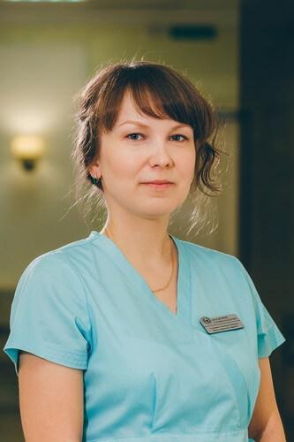 Галимова Светлана Петровна