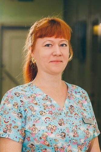 Карташова Ольга Геннадьевна